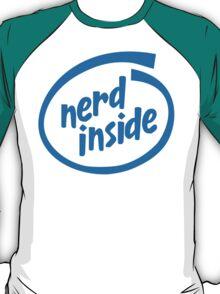 Nerd Inside T-Shirt