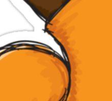 Foxy Marshamallow Sticker