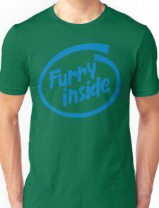 Furry Inside Unisex T-Shirt