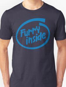 Furry Inside T-Shirt