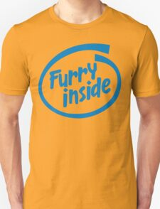 Furry Inside T-Shirt