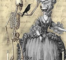 Halloween Masquerade Ball by WickedlyLovely