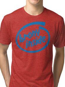 Brony Inside Tri-blend T-Shirt