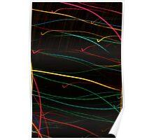 Suburb Christmas Light Series  - Checking the List Poster