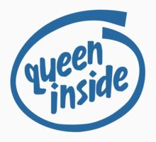 Queen Inside Kids Clothes