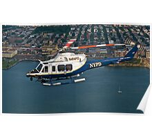 Over the Hudson River Poster
