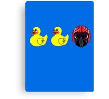 Duck, Duck, Goose Canvas Print