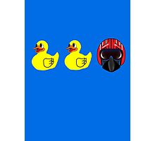 Duck, Duck, Goose Photographic Print