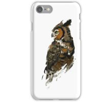 Minimal Owl  iPhone Case/Skin