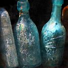 Antique Bottles by SuddenJim