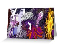 Once Upon A Fantasy There Was A Place... Greeting Card