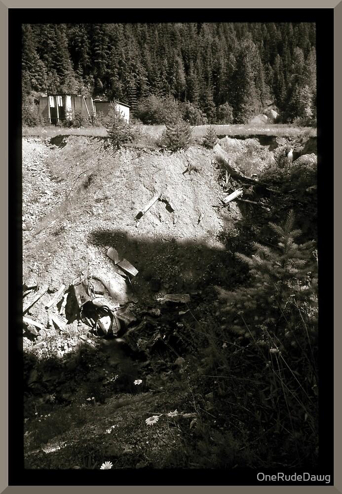Abandoned Mine by OneRudeDawg