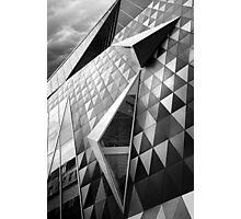 Triangulation Photographic Print