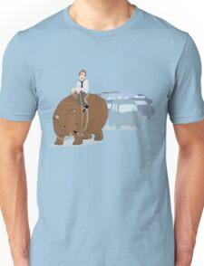 A better way to travel Unisex T-Shirt