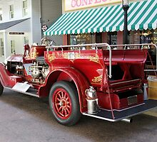 1917 American LaFrance by doubleheader