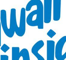 Kawaii Inside Sticker