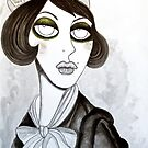 Audrey by Kim Shillington