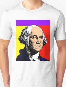 GEORGE WASHINGTON (POP-ART) T-Shirt