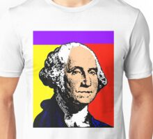 GEORGE WASHINGTON (POP-ART) Unisex T-Shirt