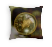 Today you are you, that is truer than true. There is no one alive who is youer than you...  Throw Pillow