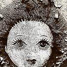 Doll face by Steve  Woodman