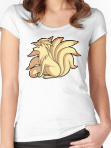 Ninetales Women's Fitted Scoop T-Shirt