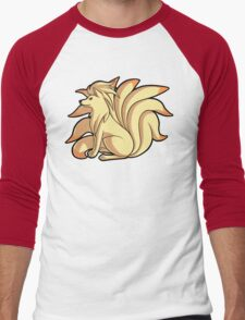 Ninetales Men's Baseball ¾ T-Shirt