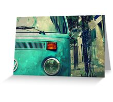 laptop skin-tumblr photography  Greeting Card