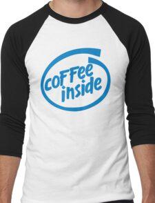 Coffee Inside Men's Baseball ¾ T-Shirt