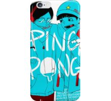Peco and Smile iPhone Case/Skin