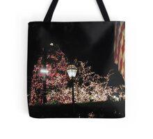 Christmas Tree / Nassau  St. Tote Bag