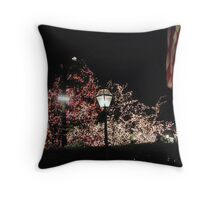 Christmas Tree / Nassau  St. Throw Pillow
