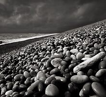 Chesil Beach by Miffy