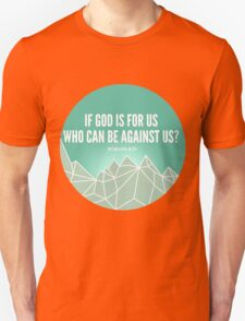 God Is For Us T-Shirt