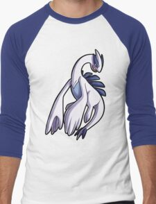 Lugia Men's Baseball ¾ T-Shirt