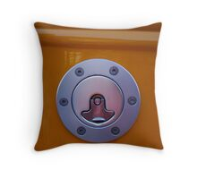 Filler Cap Throw Pillow