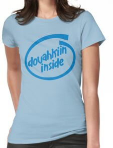 Dovahkiin Inside Womens Fitted T-Shirt