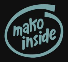 Mako Inside One Piece - Long Sleeve