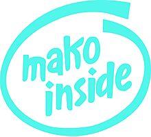 Mako Inside Photographic Print