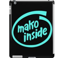 Mako Inside iPad Case/Skin