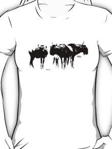 'The Herd' by Chiku T-Shirt