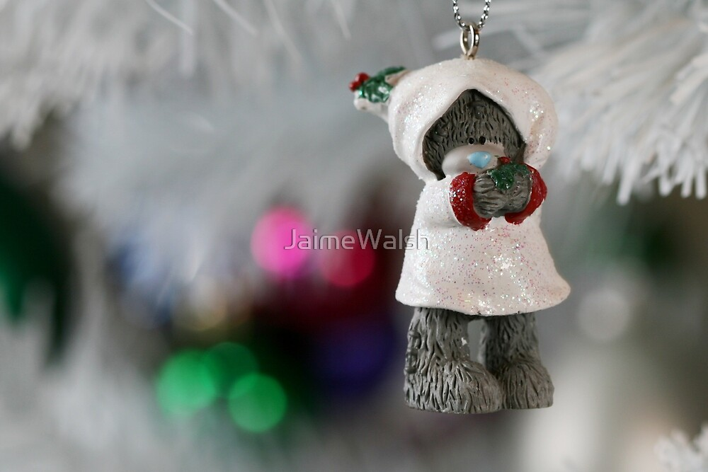 Christmas Bear by JaimeWalsh