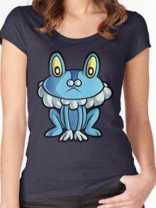 Froakie Women's Fitted Scoop T-Shirt