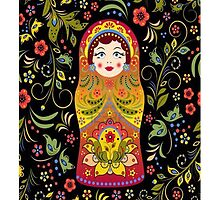 russian doll matryoshka by asbakboto