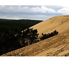 Dune of Pilat - France Photographic Print