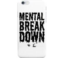 CL Mental Breakdown iPhone Case/Skin