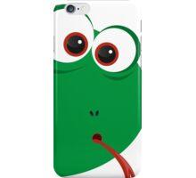Cartoon Snake iPhone Case/Skin
