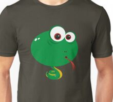 Cartoon Snake Unisex T-Shirt