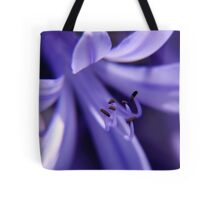 Purple Glow Tote Bag