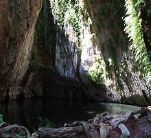The Grotto Hamersley Gorge by Karry Smith